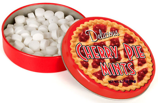 Bacon &/or Cherry Pie Flavored Mints Uncle Oinker's Savory Meat Mint ...