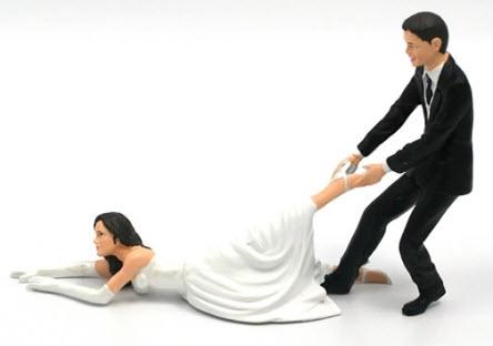 Svadbeni običaji širom sveta Reluctant_Bride