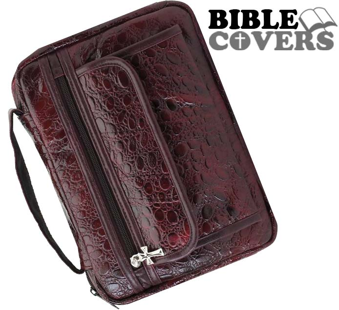 how to clean leather bible cover