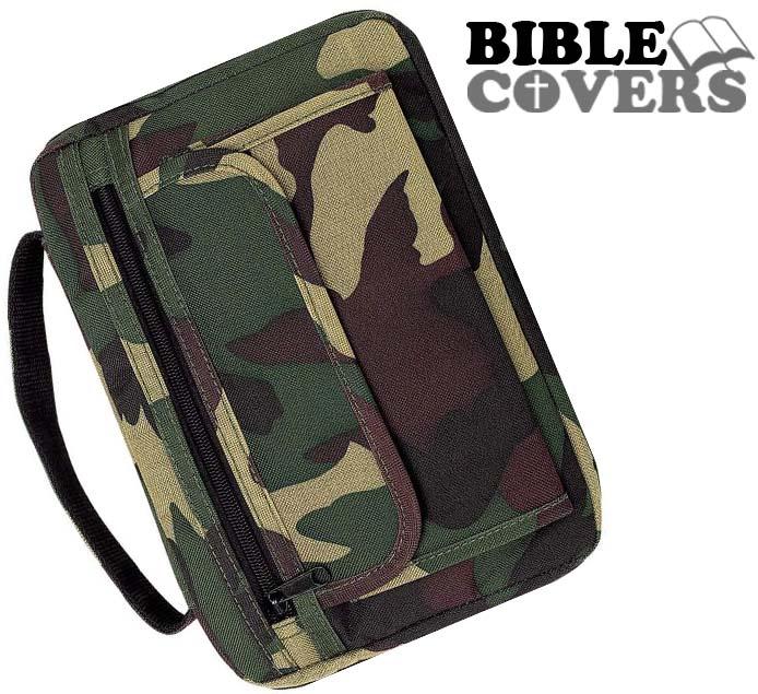 Nylon Bible Cover 80