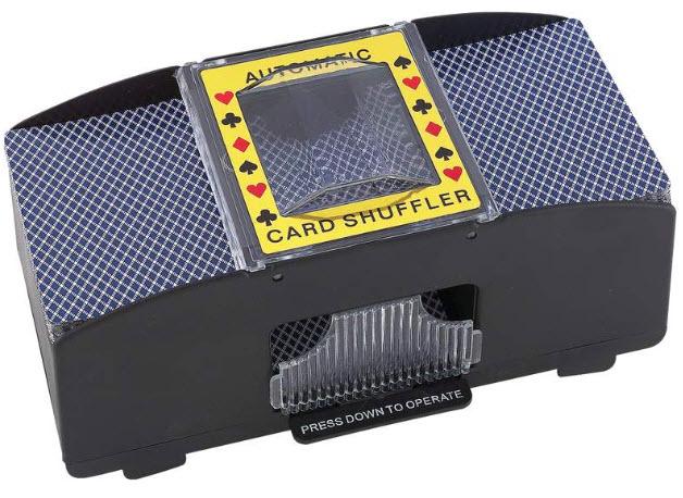Blackjack card shuffler for sale