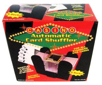 Blackjack continuous shuffle machine