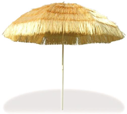6 39 Luau Jumbo Grass Umbrella Hawaiian Party Decoration