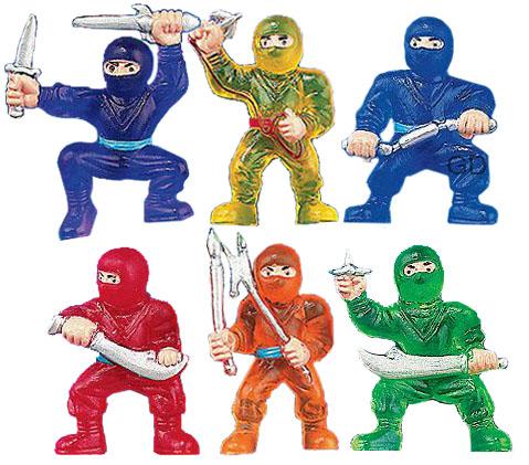 vending machine ninjas