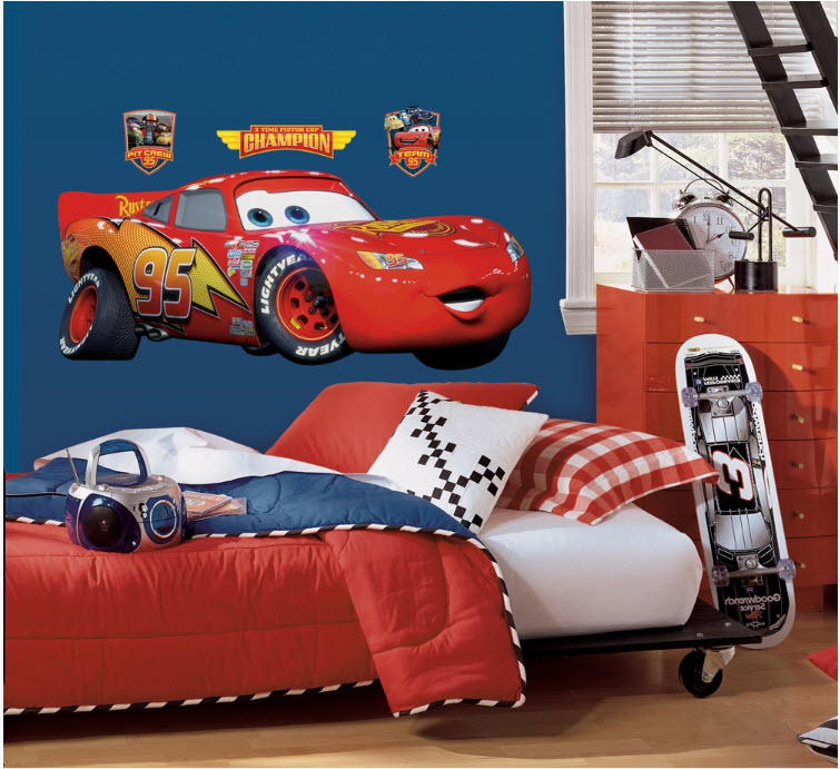 cars disney decal - photo #21