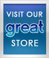 We have great items, come on in!